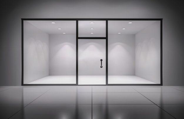 Steklene predelne stene priljubljene predvsem v poslovnih prostorih