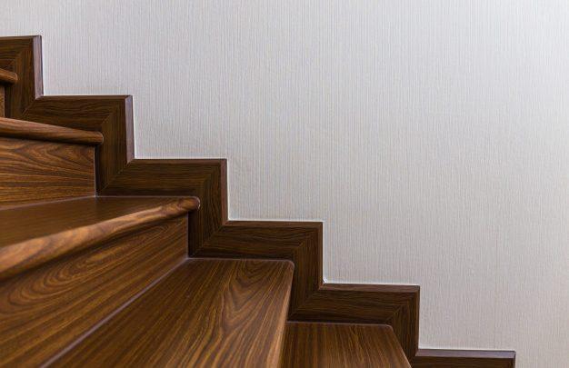 Stopnice – lesene so najboljše