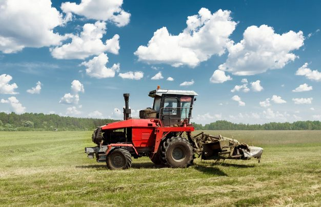 Zanesljiva kmetijska oprema