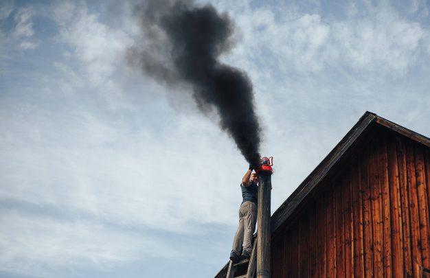 Dimniška kapa ni le dekorativni dodatek dimniku