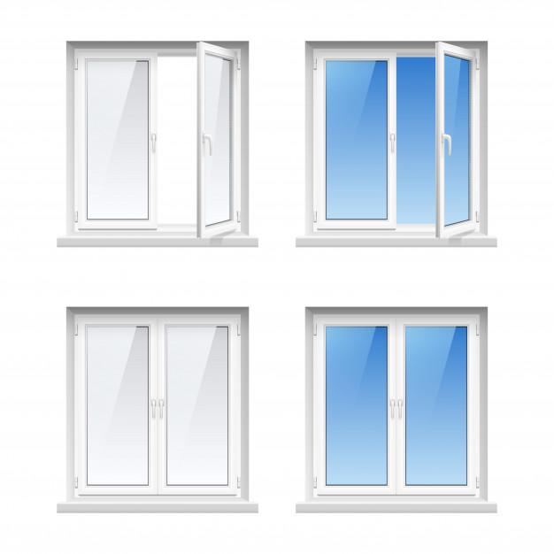 Steklene predelne stene za občutek večjega prostora