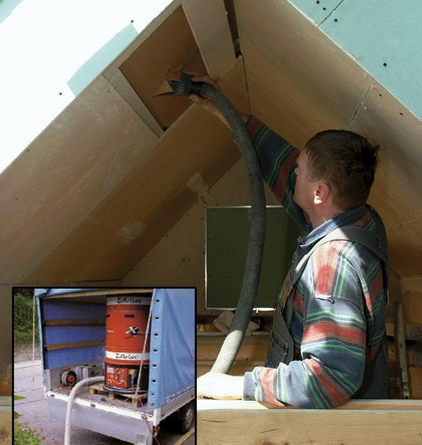 Je toplotna izolacija strehe nujna?