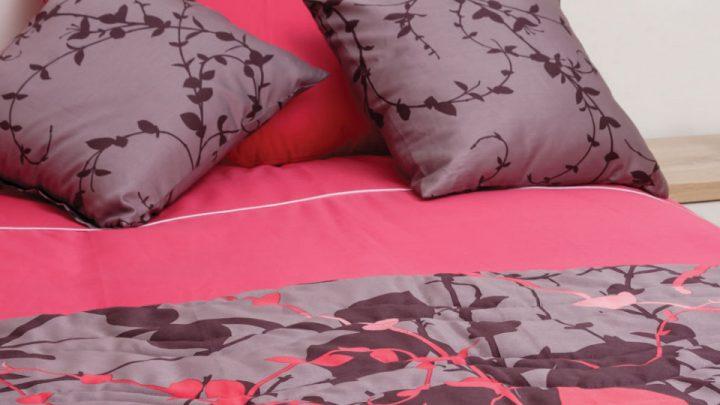 Posteljnina 140×220 idealna za ožjo in dolgo posteljo