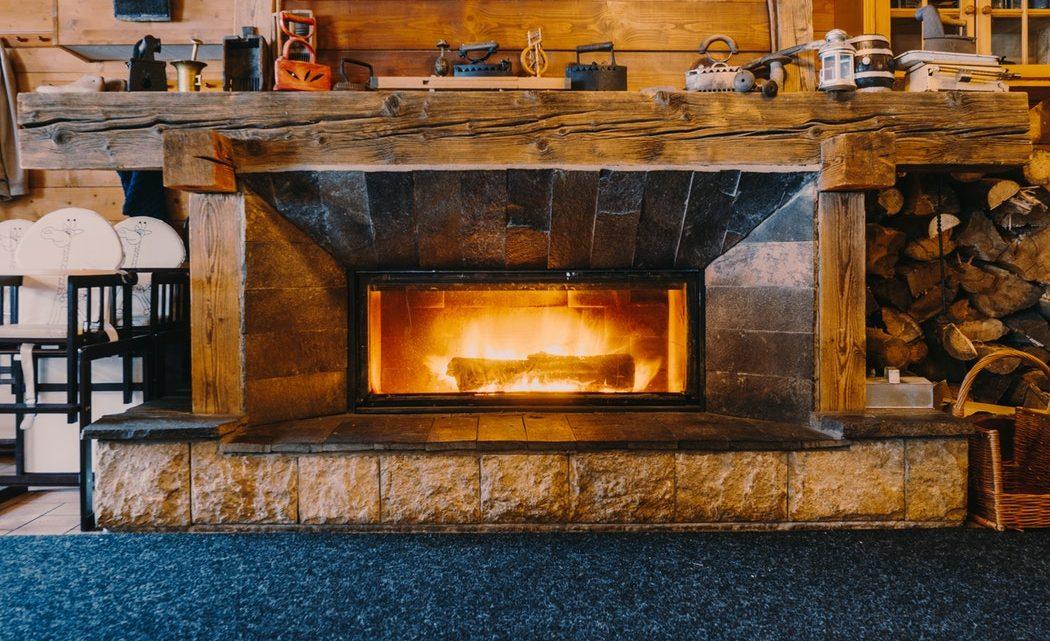 Nordica kamini na lesno biomaso