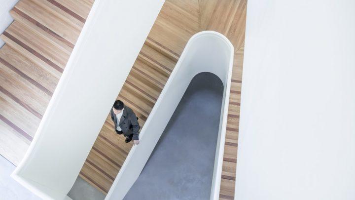 Notranje stopnice lesene za vaš nov ali prenovljeni dom