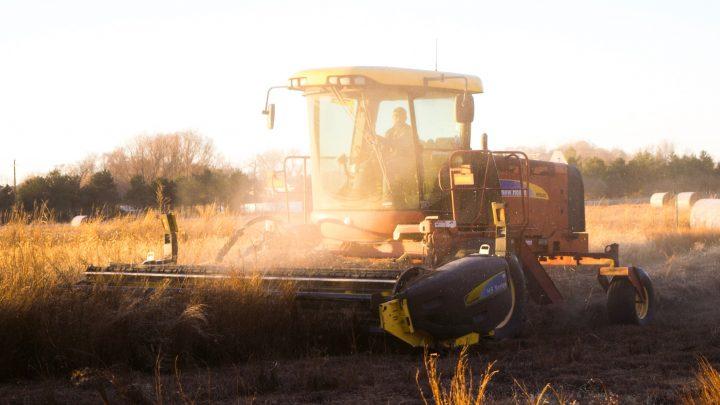 Kakovostna kmetijska mehanizacija