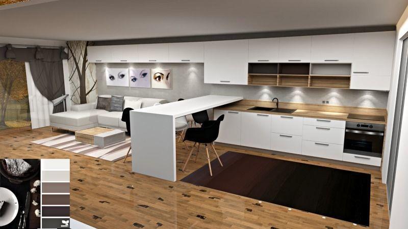 Ponudba kuhinj in dnevnih sob po vašem naročilu