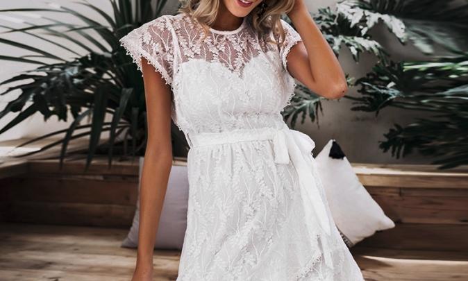 Poletne obleke – modne smernice 2020