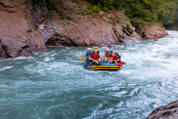 Creative ways to explore the Soca river