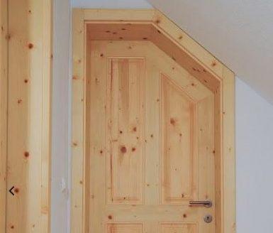 Izdelava lesenih notranjih vrat po naročilu
