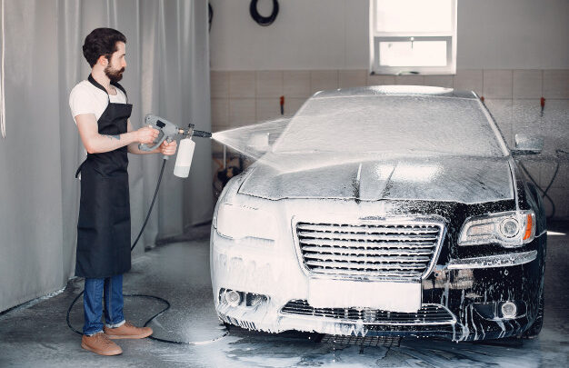 Karcher K5 za čiščenje doma