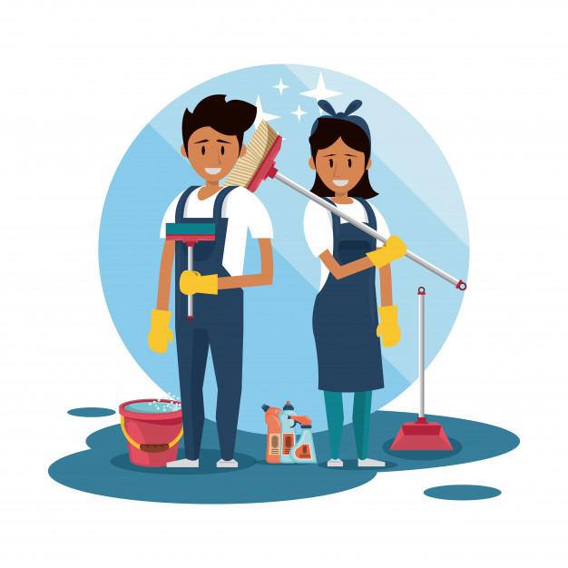 Čistilni servis za čiščenje na domu