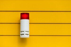 Tudi enostavni alarmni sistemi se lahko dobro obnesejo