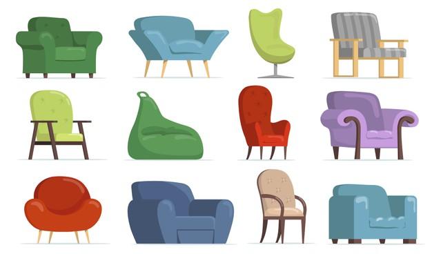 Izbira sedežne garniture