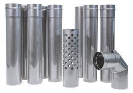 Cev za dimnik v sodobnih dimniških sistemih